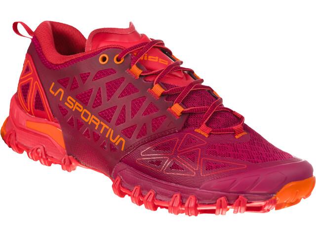 La Sportiva Bushido II Chaussures de trail Femme, beet/garnet
